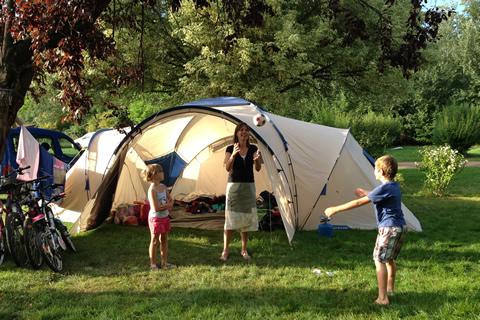 Vacances pas chères en camping