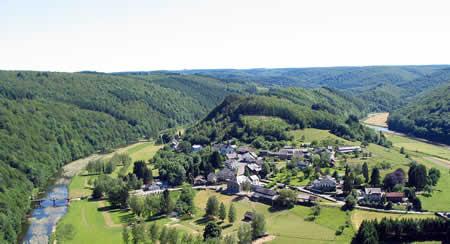 Les Ardennes le lieu parfait pour des vacances au vert!