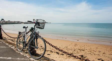 Le camping et la mer en Charente-Maritime