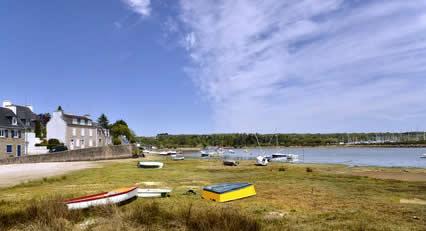 Vacances nature dans les paysages somptueux du Finistère.