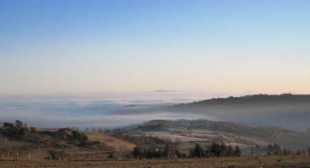 Camper entre le Pays de Saint-Galmier et la vallée de la Loire