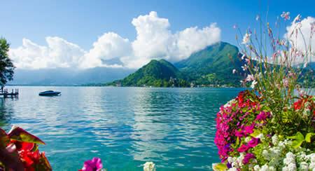 Camping de Haute-Savoie en toutes saisons