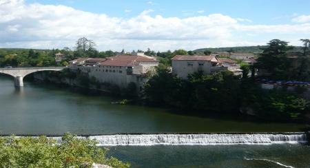L'Ardèche à Ruoms