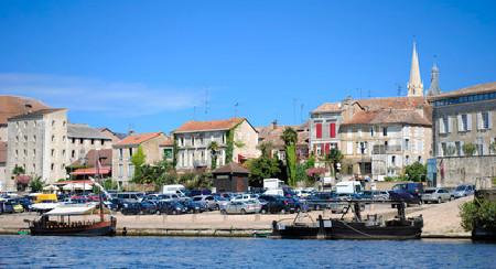 Le port de Bergerac