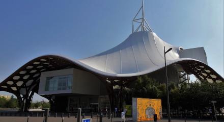 Centre Pompidou de Metz - Moselle