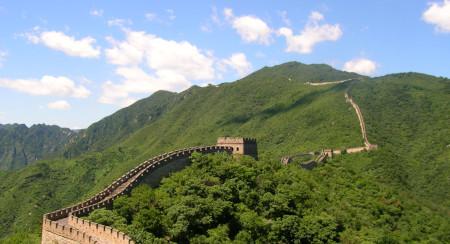 Camping insolite sur la Grande Muraille de Chine