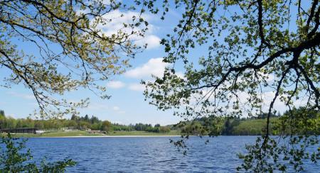 Lac de Saint-Pardoux - Chabannes