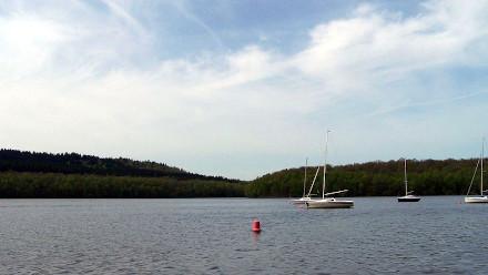 Lac des Vielles Forges