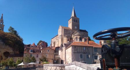 Église Notre Dame de Montmorillon