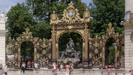 Nancy - Place Stanilas