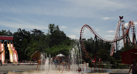 Parc d'attractions de Roquefort