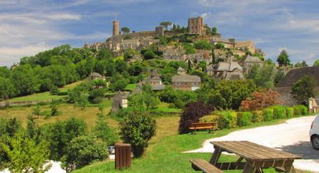 Village de Turenne en Corrèze