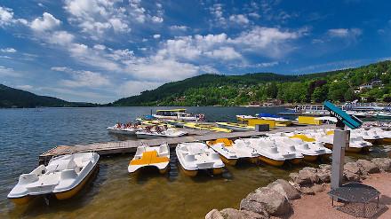 Lac de Gérardmer - Vosges
